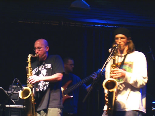 GSBE - Jeff Coffin, Jon, & Chris